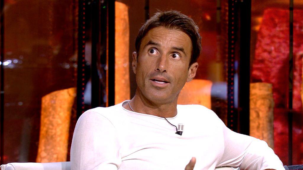 Hugo reacciona a la ruptura de Adara y Gianmarco
