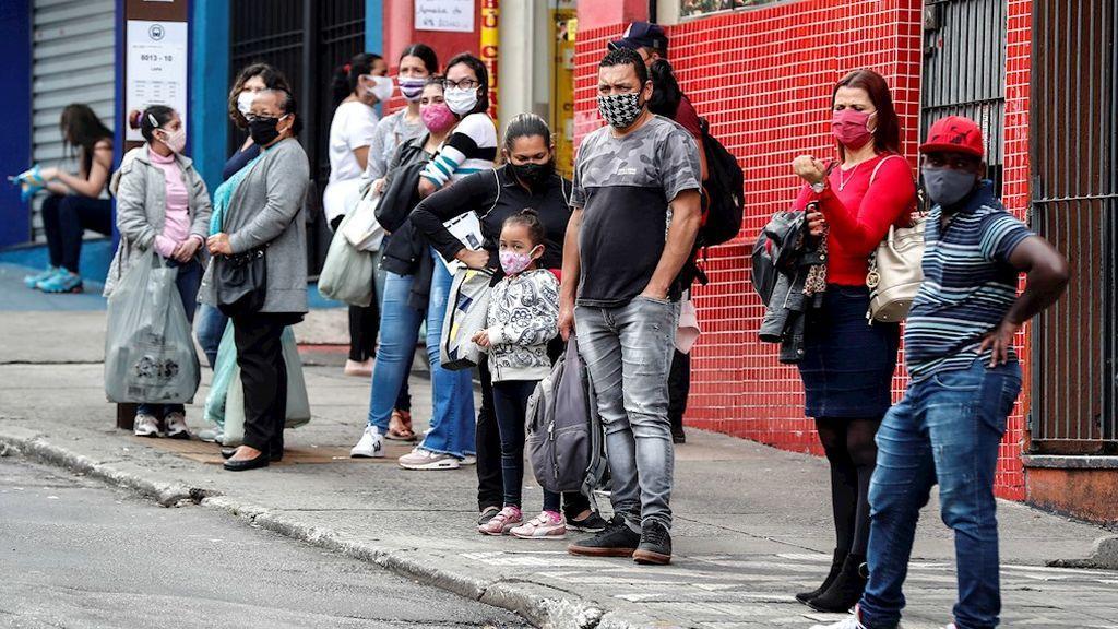 La pandemia de coronavirus supera las 400.000 muertes y los 7 millones de contagios en todo el mundo