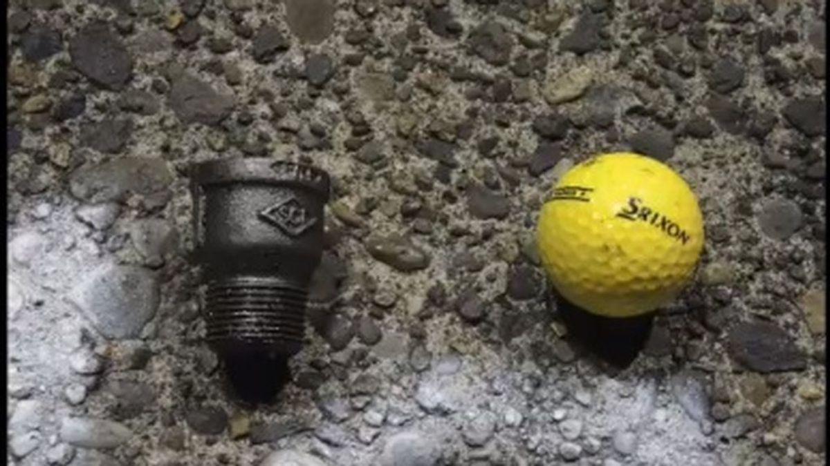 La Policía de Portland publica un vídeo de los objetos lanzados en las manifestantes por George Floyd