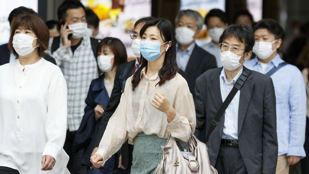 Una decena de contagios en locales de ocio nocturno de Tokio pone en alerta a las autoridades japonesas