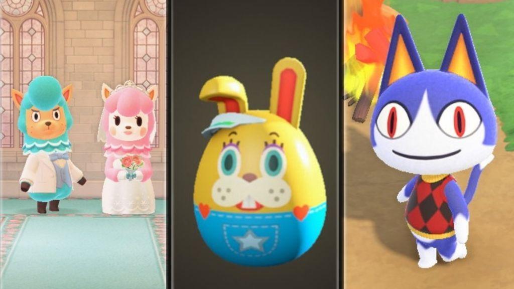 Eventos especiales Animal Crossing