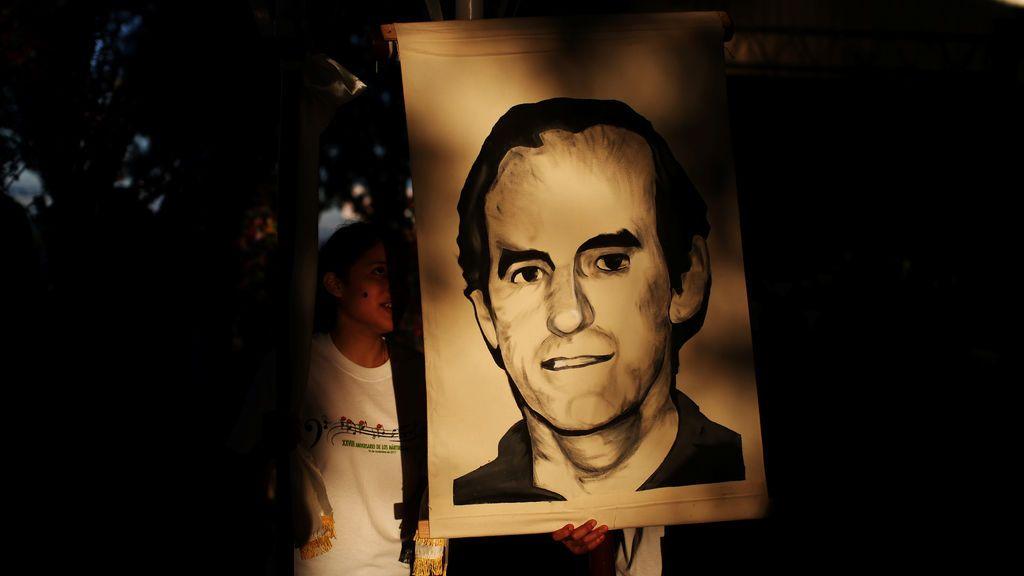 Ellacuría... matanza jesuitas El Salvador...