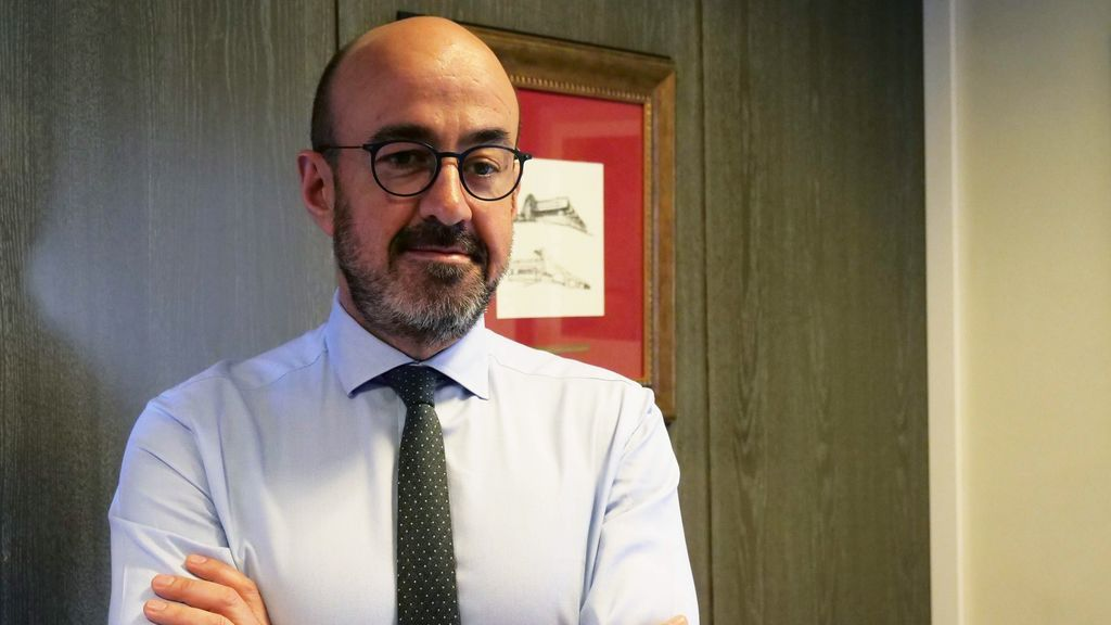 """José Augusto García, Sociedad de Geriatría: """"Es el geriatra de la residencia el que decide el traslado al hospital"""""""