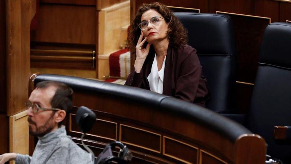 """Los partidos  ante la investigación del rey emérito:  de """"la justicia es igual para todos"""" al """"ya era hora de Podemos"""""""