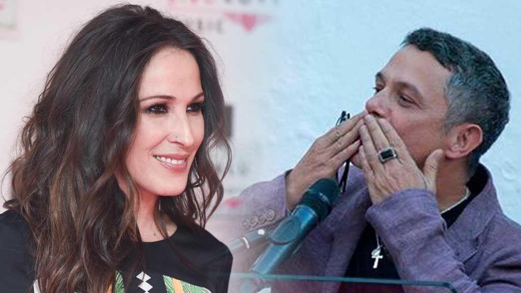 """Las palabras de Alejandro Sanz a Malú tras el nacimiento de su hija: """"La emoción a punto de caramelo"""""""