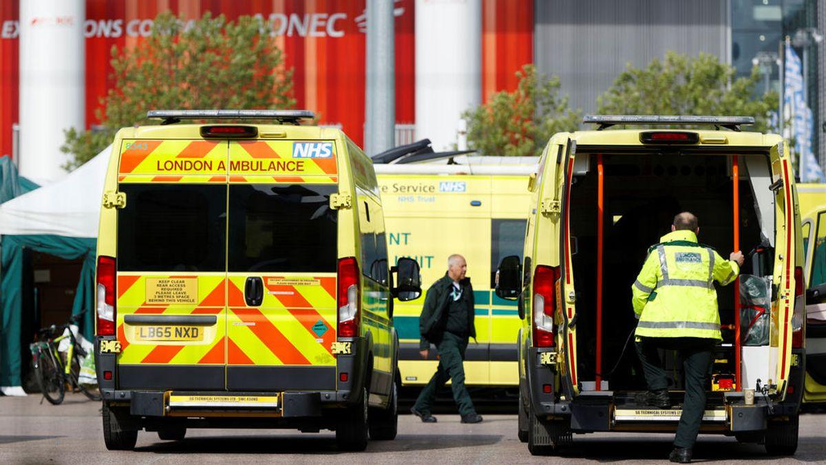 Médicos británicos alertan de la muerte de cientos de ancianos solos en sus casas por la pandemia de coronavirus