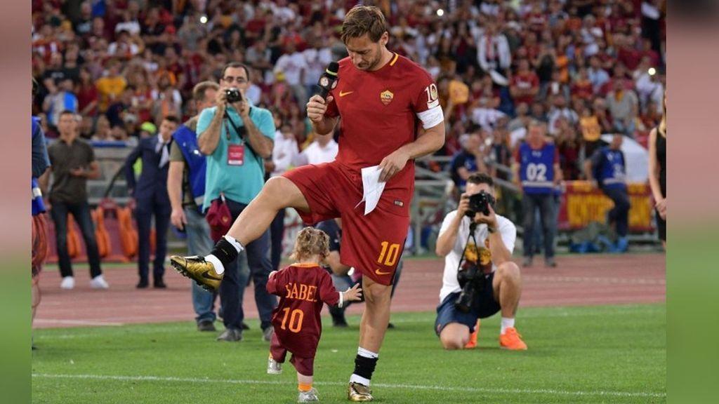 Capitán Totti