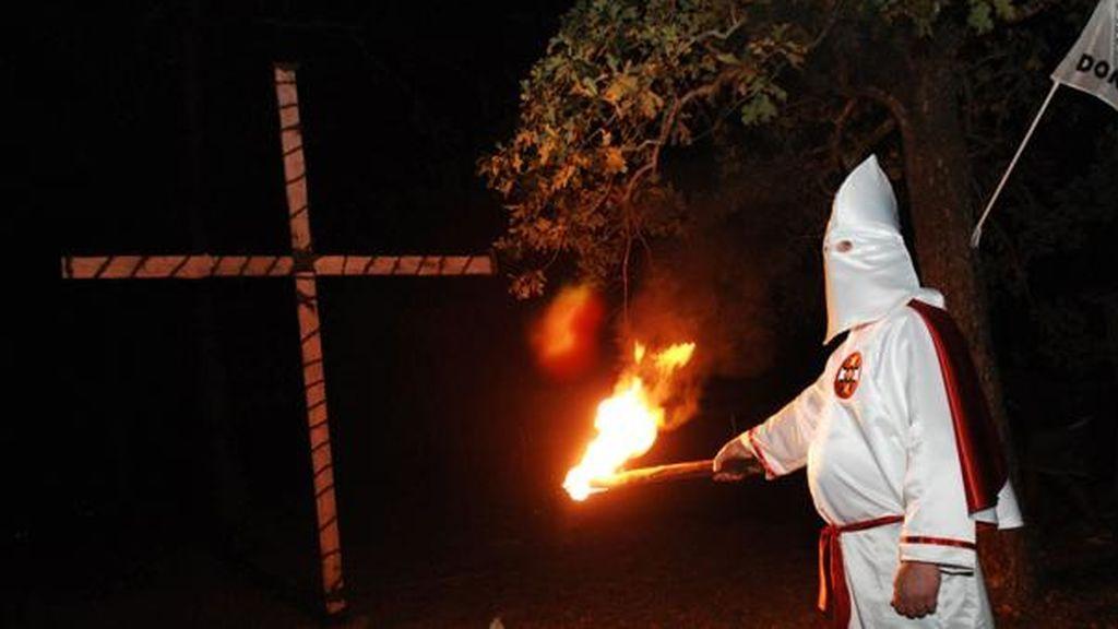 Detenido el líder del Ku Klux Klan en Virginia por embestir con su camioneta contra manifestantes por George Floyd