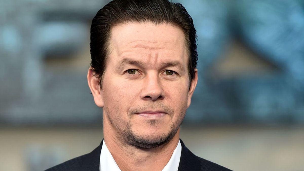 Mark Wahlberg, en la première de 'Transformers, The Last Night' (2017)