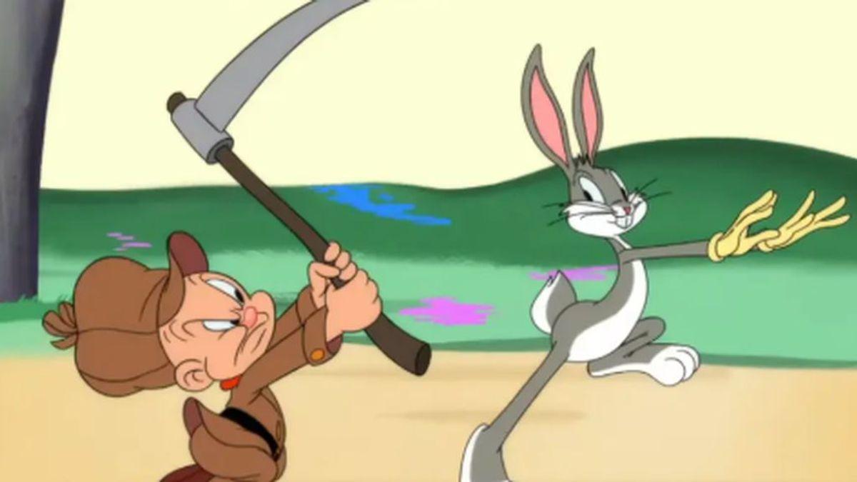 Elmer el Gruñón, el cazador de losLooney Tunes, se queda sin escopeta
