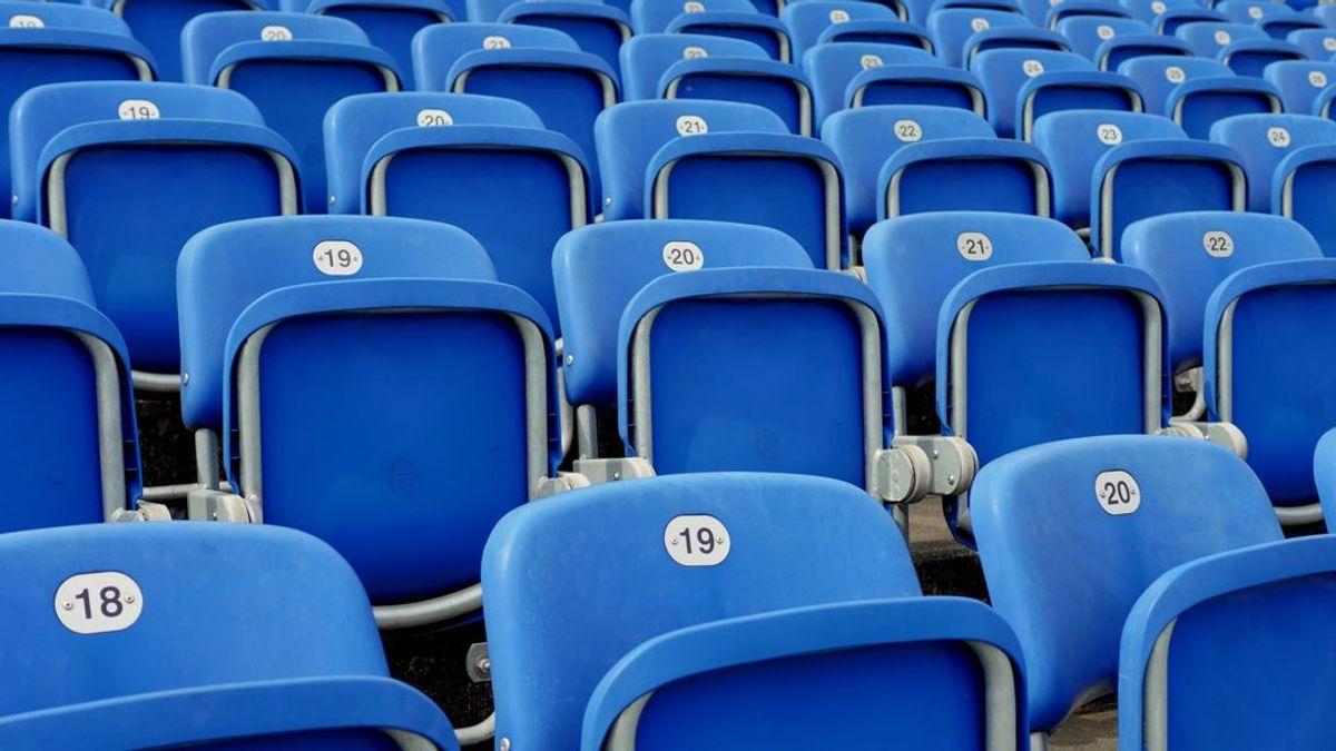 LaLiga vuelve con gradas virtuales y sonido ambiente pregrabado para animar los estadios vacíos