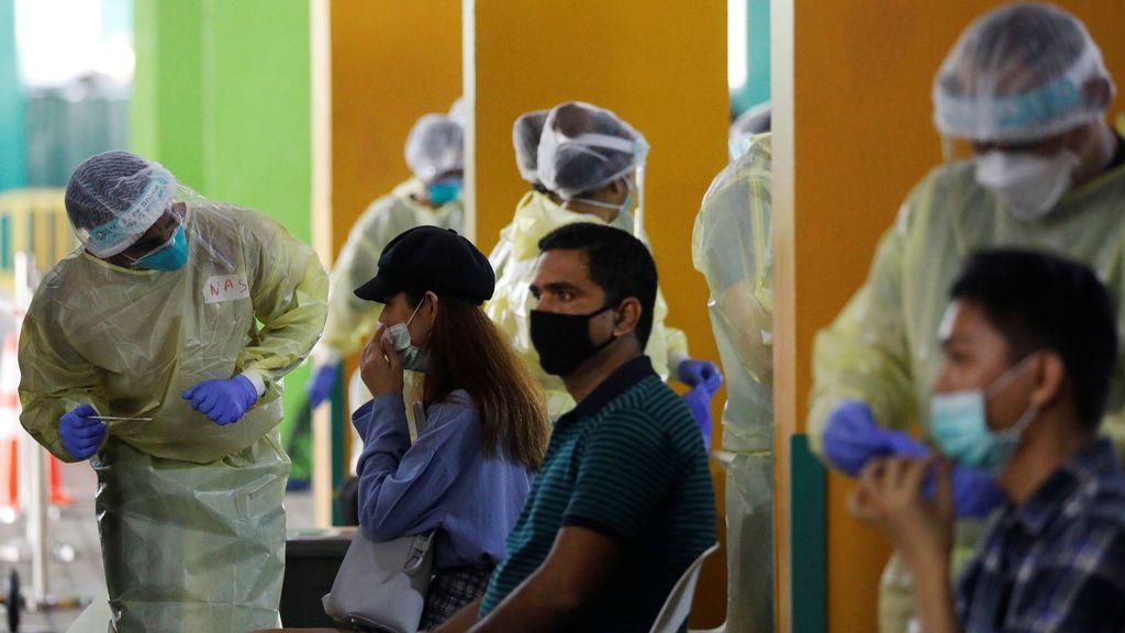 La pandemia de coronavirus supera los 406.000 muertos y deja más de 7,1 millones de casos en todo el mundo