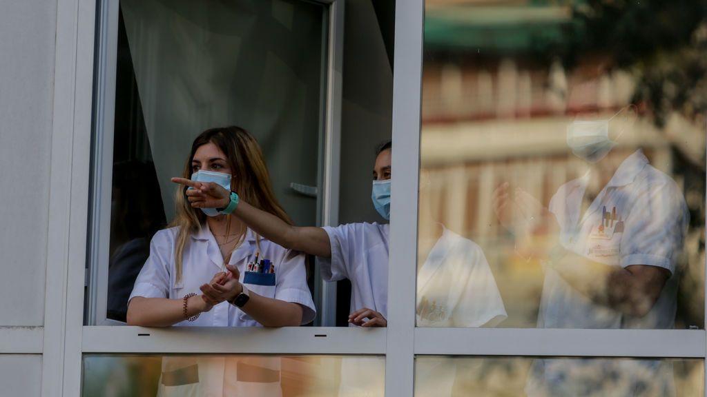 """El Colegio de Enfermería de Madrid tacha de """"vergonzosa"""" la politización del debate de las residencias"""