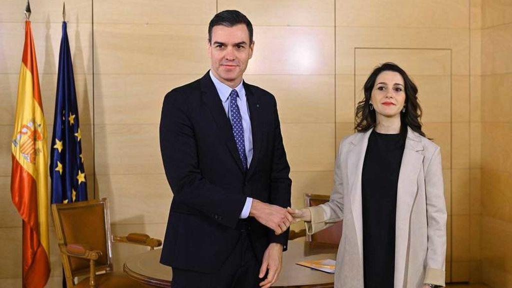 Última hora del coronavirus: Ciudadanos apoyará el decreto de 'nueva normalidad'