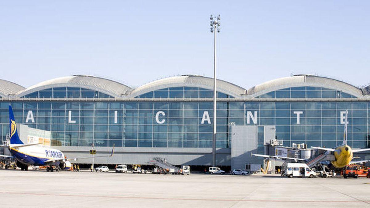 El aeropuerto de Alicante no recuperará sus pasajeros hasta 2022 ó 2023