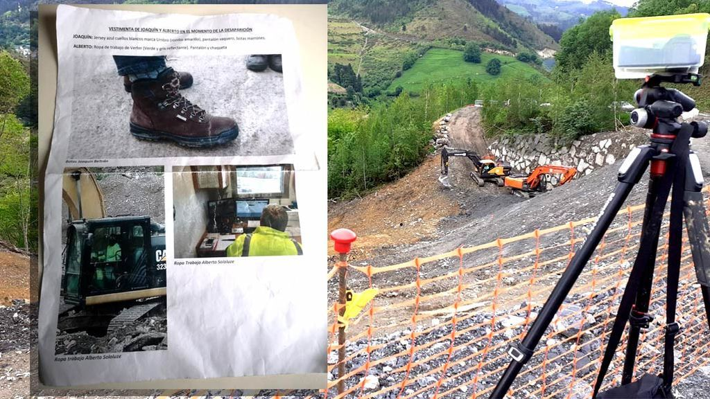 Zaldívar: 124 días en la zona cero asidos a una bota y un chaleco