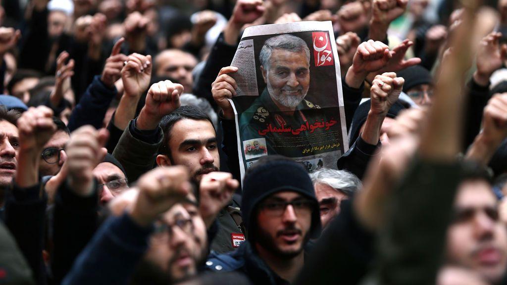 Irán ejecutará a un ciudadano acusado de informar a Estados Unidos sobre el general Soleimani