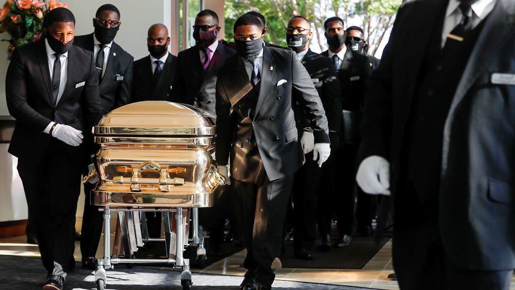 El funeral de George Floyd