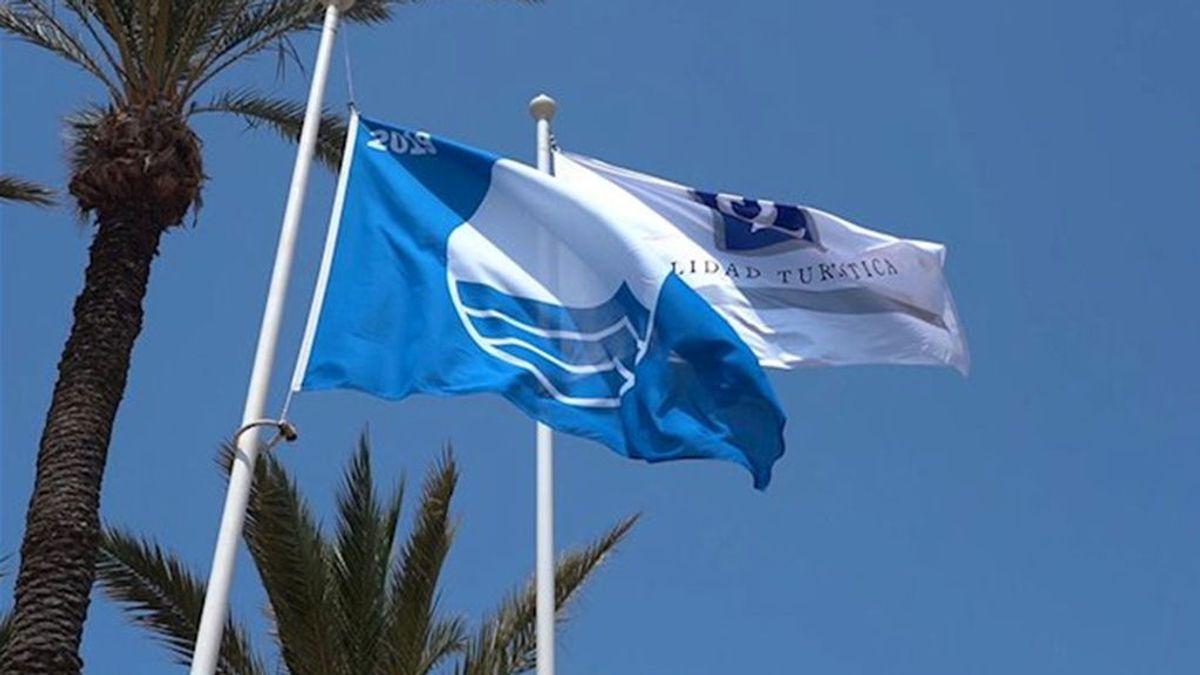España lucirá 688 Banderas Azules este verano y mantiene su liderazgo mundial
