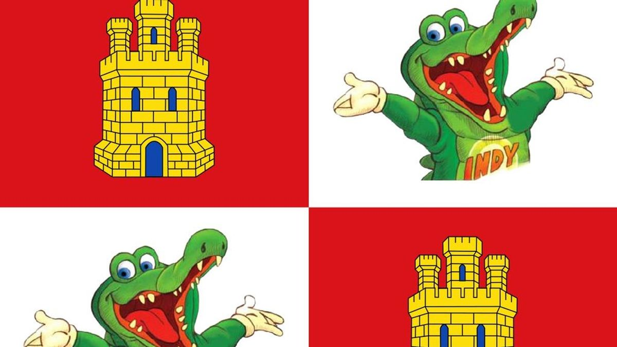 La búsqueda de un cocodrilo de más de un metro en Valladolid llena las redes sociales de memes