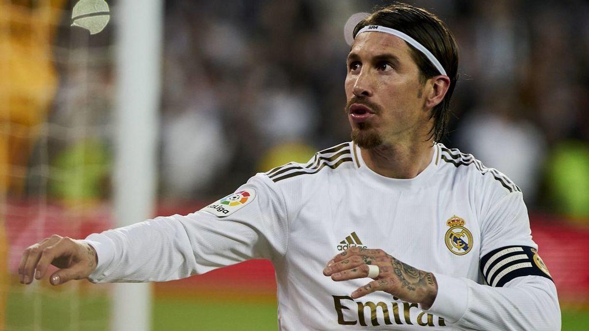 El Real Madrid seguirá con Sergio Ramos la fórmula de los jugadores de más de 30 años y lo renovará por una temporada más