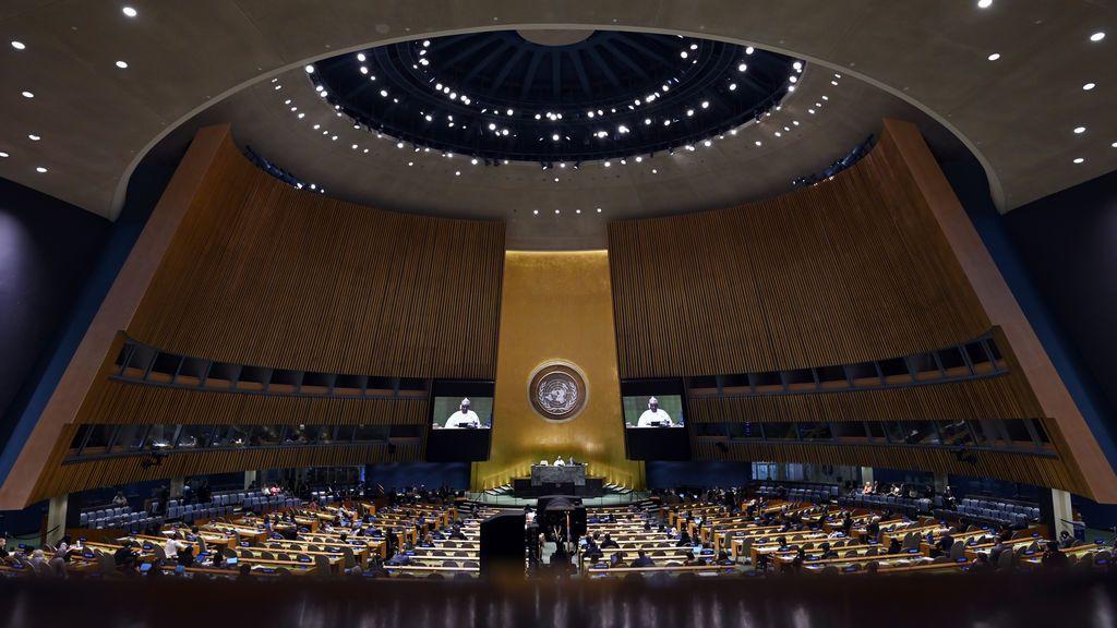 Los líderes mundiales no se reunirán en la ONU por primera vez en 75 años