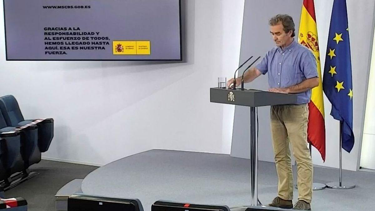 España contempla la propuesta de la OMS de rebajar las cuarentenas de 14 días a solo 10