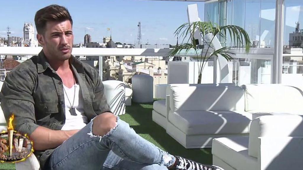Iván González, nuevo concursante de 'La Casa Fuerte'