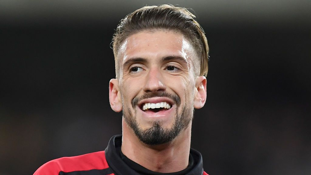 """El futbolista Samu Castillejo, atracado en Milán: """"Me han robado dos chicos apuntándome con una pistola en la cara"""""""