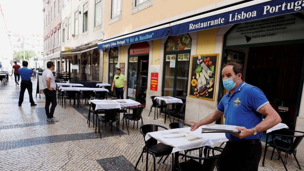 Precaución en Portugal tras el mayor número de contagios en un día desde mayo