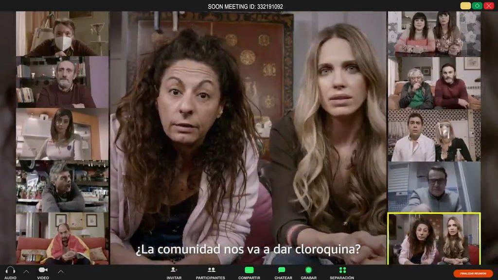Nines y Raquel