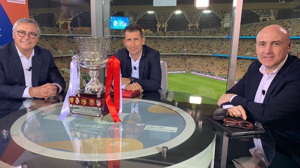 """El fútbol sin Michael Robinson: """"nuestro duelo de verdad empieza este jueves"""""""