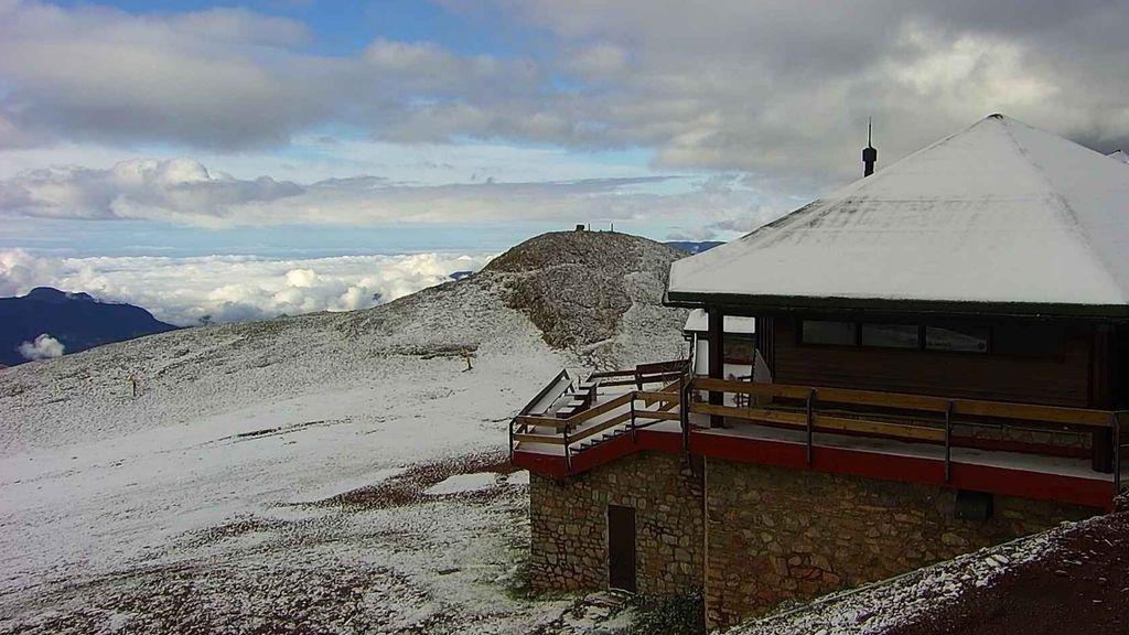 Nieve a 1.500 metros: temperaturas hasta 15ºC más bajas de lo normal en las montañas desde el jueves