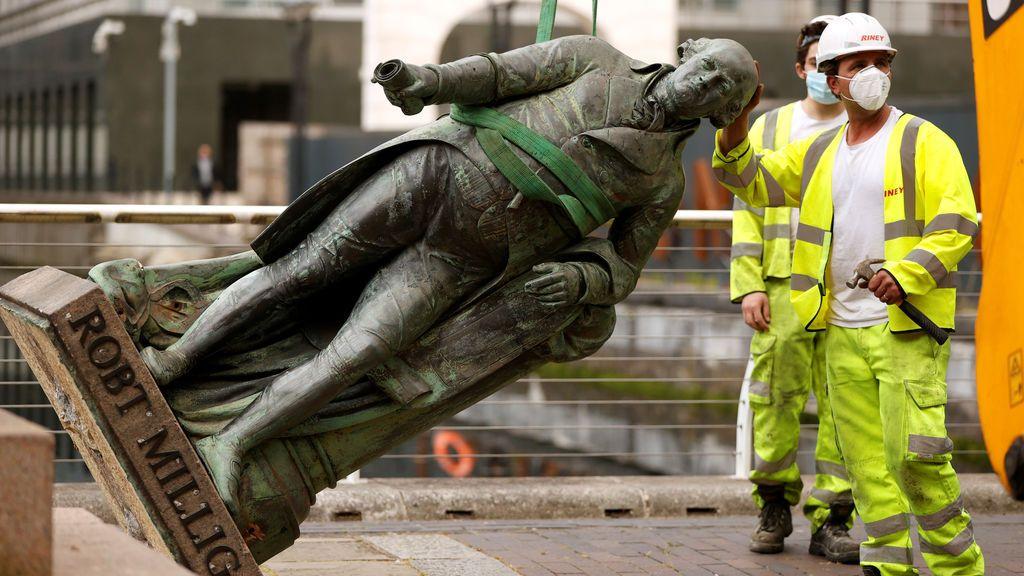 Londres revisará todos los monumentos con un posible pasado esclavista