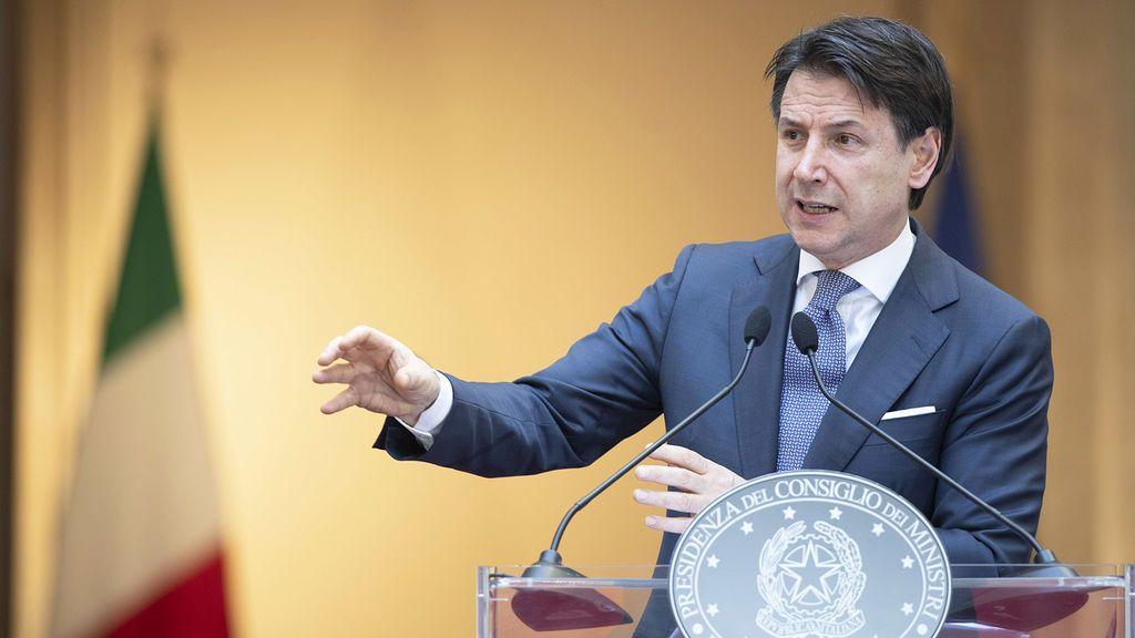 Conte responderá ante la Justicia italiana por los errores en la crisis del Covid