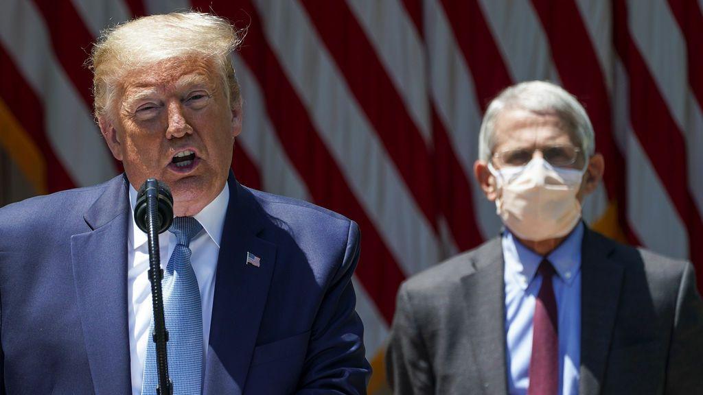 """Fauci, epimediólogo de la Casa Blanca: """"El coronavirus es la peor pesadilla y EE.UU. aún está al principio"""""""