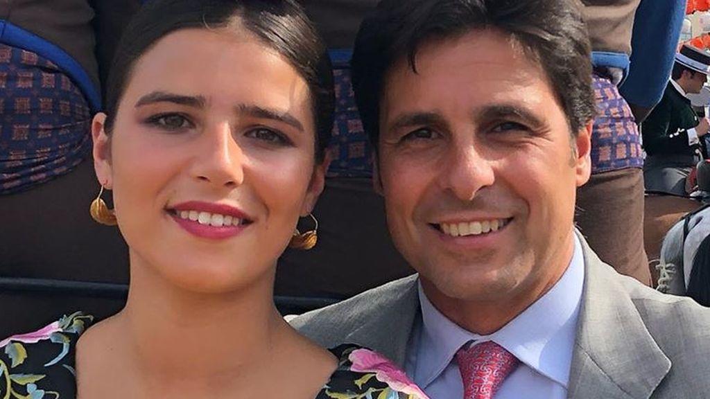 """La hija de Fran Rivera explica por qué no pasó parte del confinamiento con él: """"No me hubiera dejado ver a mis hermanos"""""""