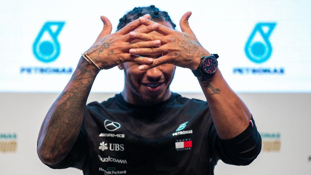 """Lewis Hamilton: """"El mundo ha abierto los ojos a la realidad del racismo actual, pero aún quedan muchos cambios por hacer"""""""