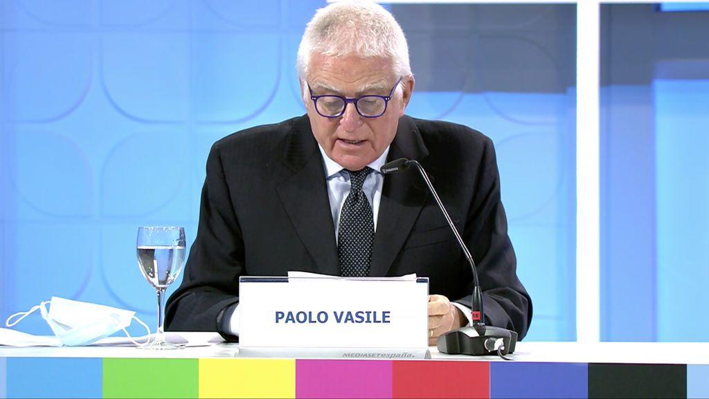 El emotivo homenaje de Paolo Vasile a los trabajadores de Mediaset España por su esfuerzo durante la crisis por la Covid 19