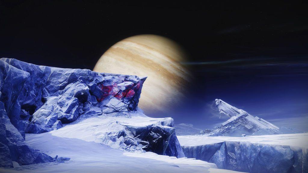 Destiny 2 Beyond Light Europa