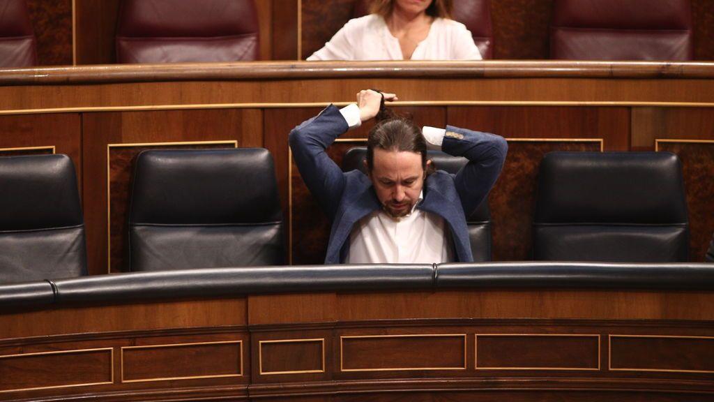 El PP señala a Iglesias como único responsable de las residencias entre gritos de mentira