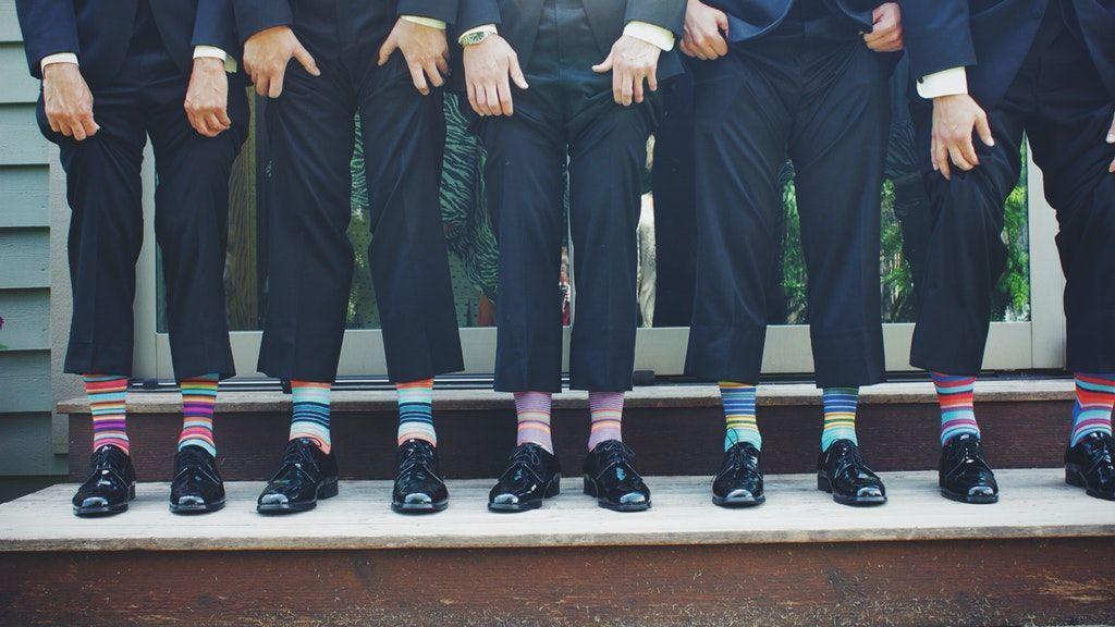 ¿Cuál es el tipo de zapatos de hombre que mejor sientan con traje?