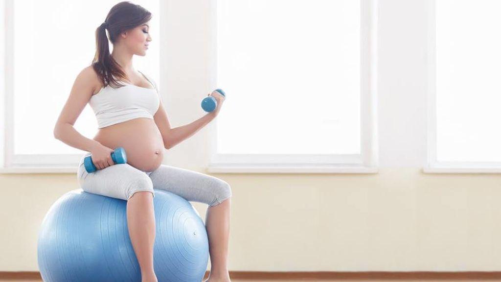 Será muy importante ejercitar tu cuerpo durante y después del embarazo.