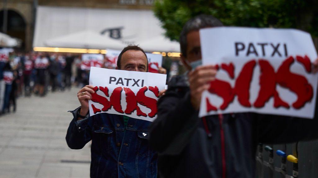 El preso etarra Patxi Ruiz deja su huelga de hambre tras 31 días