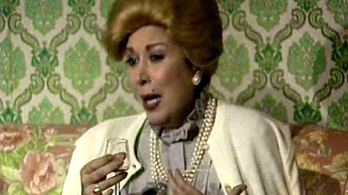 Momentos inolvidables de Rosa María Sardá: del entrañable 'Honorato' a showoman en los Goya