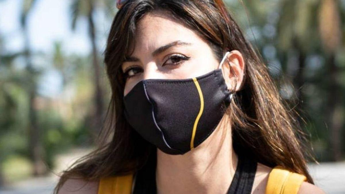 Fabrican una mascarilla que mata a virus y bacterias a partir de nanotecnología