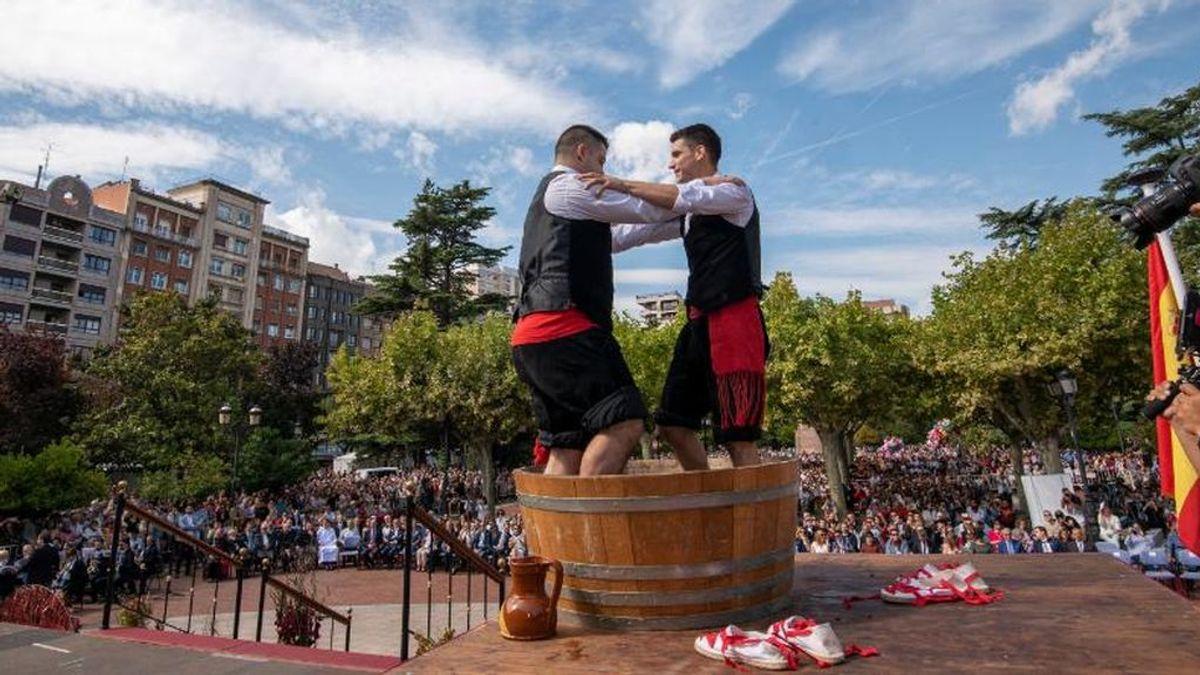 11 de junio, Día de San Bernabé: la celebración del patrón de Logroño, marcadas por el coronavirus