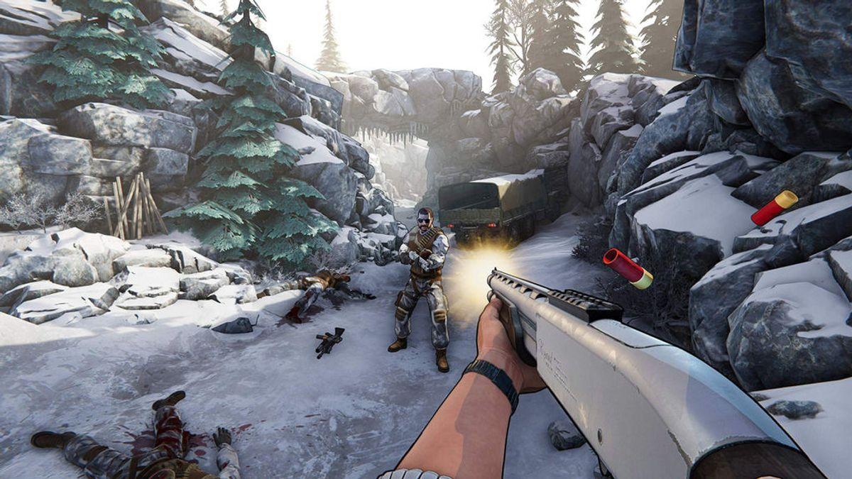 Se filtra el remake de XIII, mítico FPS que llegará en Noviembre