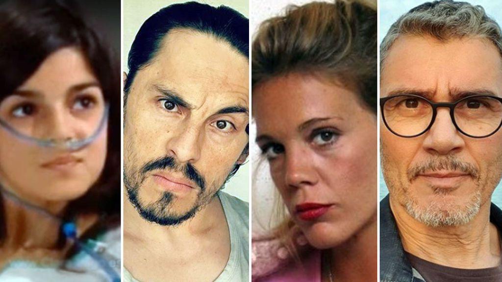 La labor solidaria de Clara Lago o el nuevo cuerpo de Rusti: así han cambiado los actores de Hospital Central