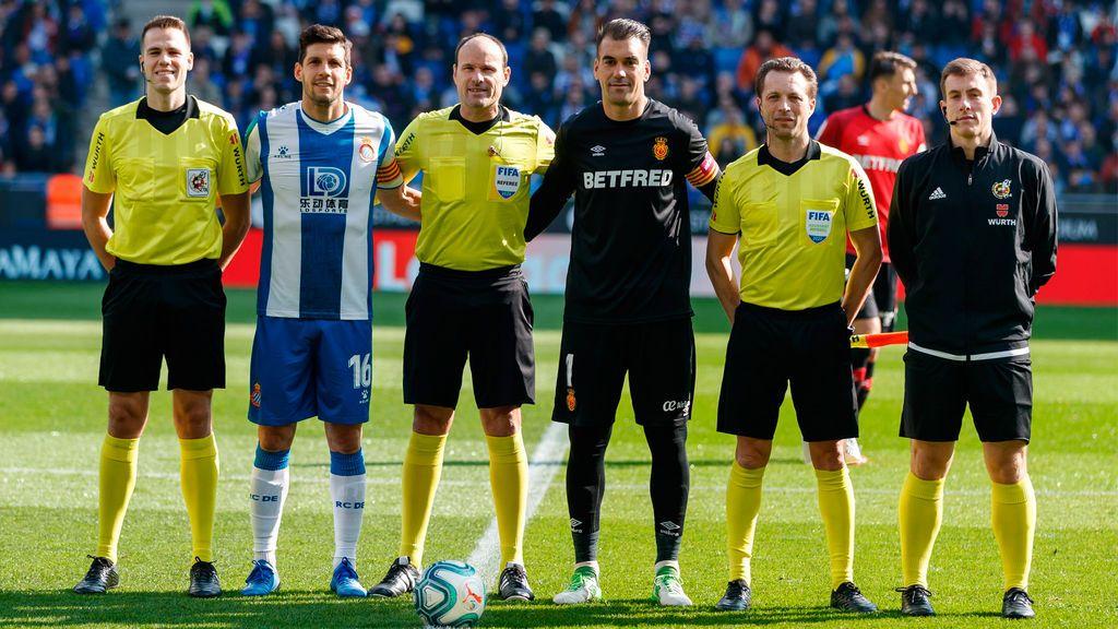 Los salarios de los árbitros de Primera División